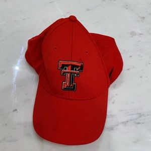 New Texas Tech Baseball Cap unisex